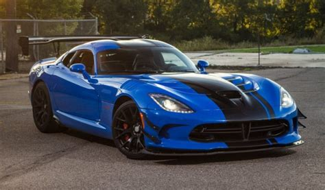 2019 dodge viper acr 2019 dodge viper acr price specs hp interior release