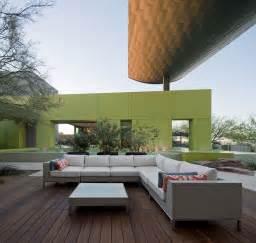 terrazzo arredamento arredamento terrazzo suggestioni moderne e di tendenza
