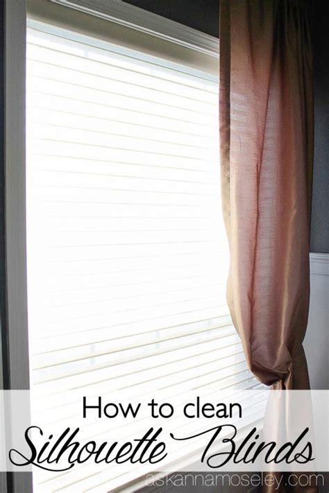 Cleaning Silhouette Blinds how to clean silhouette blinds hometalk