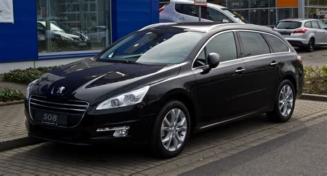 peugeot 508 sw image gallery peugeot 508 sw