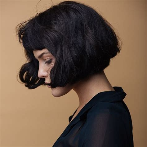 french bob haircut with bangs natural hairstyles hair 25 best ideas about french bob on pinterest french