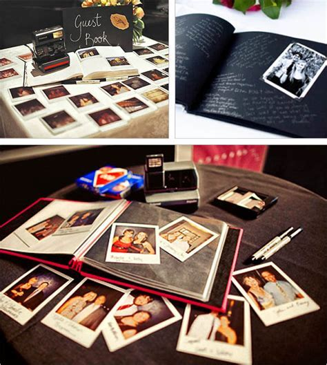 Celebrations by Amy Bacon: 20 Creative Guest Book Alternatives
