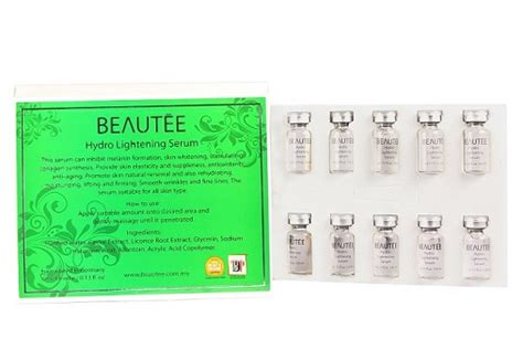 Serum Acne Total Semua Jenis Kulit beautee acne and scar oule 3 8ml miss lie collection