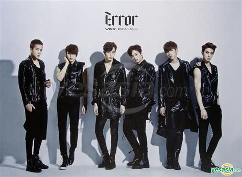 download mp3 free vixx error yesasia vixx 2nd mini album error poster in tube cd