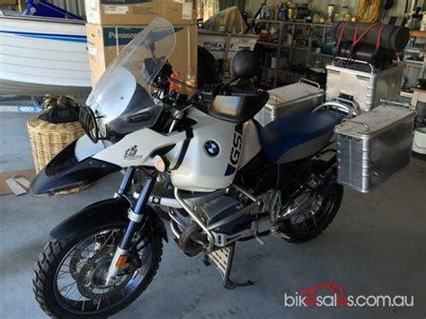Bmw Motorrad Australia Finance by 2005 Bmw R 1150 Gs Adventure Gibb River Trip