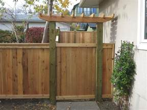 ideas for gates wood decorative fence gate fence ideas ideas for