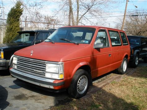 turbo dodge caravan 1989 dodge caravan turbo 800 2800 turbo dodge forums