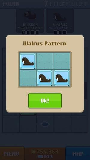 yeti pattern disco zoo disco zoo polar animal patterns app cheaters