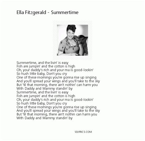 my lyrics jazz ella fitzgerald my lyrics 28 images ella fitzgerald my