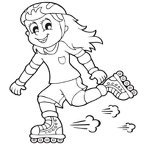 Sketch Of Roller Skates Coloring Coloring Pages Roller Skate Coloring Page