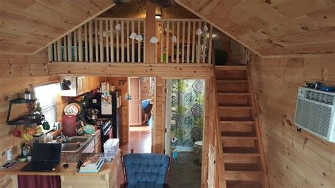 Amish Built Tiny House Swoon 17 Best Images About Living Small In Tiny Homes On