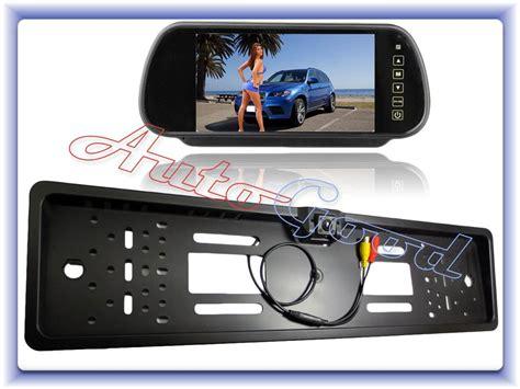 Kamera V parkovacie kamery a monitory c 250 vacia kamera v 紂pz 7