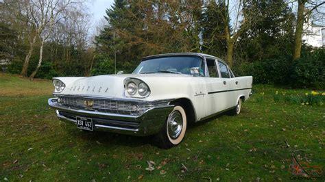 Chrysler Saratoga by 1958 Chrysler Saratoga Special