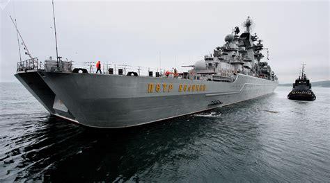 le sputnik de quoi le croiseur nucl 233 aire lance missiles russe