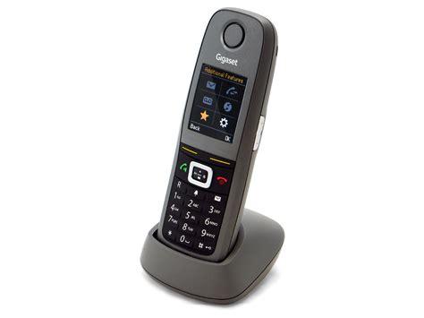 rugged siemens gigaset r650h pro ruggedized dect handset netxl