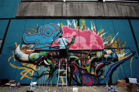 Great Graffiti Artists A Leap Forward For Graffiti In Malaysia Arteri