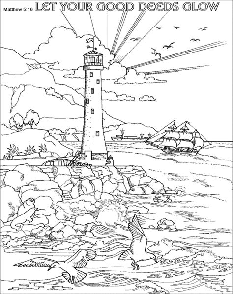 Free Coloring Pages Of Shine Let Your Light Shine Coloring Page