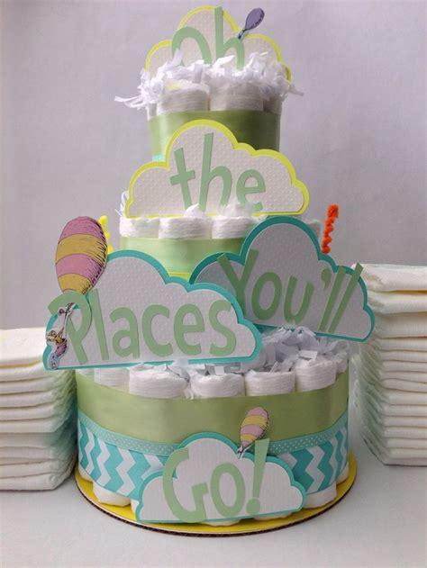 Dr Seuss Baby Shower Centerpiece Ideas by 18 Best Baby Shower Oh The Places You Ll Go Dr Seuss