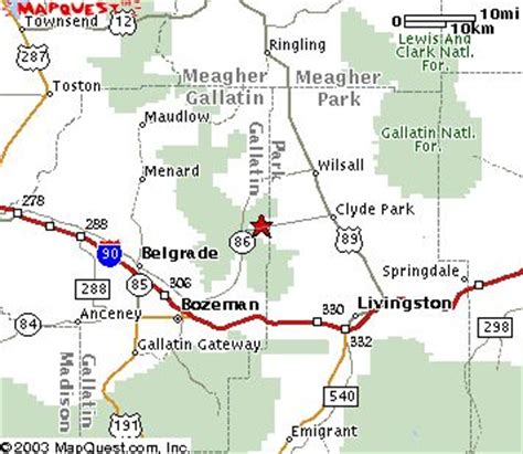 bozeman mt map map of bozeman montana pictures to pin on