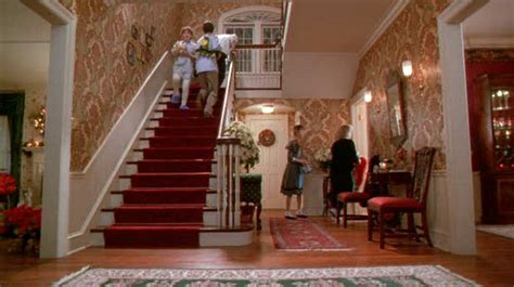 home alone house interior inside the quot home alone quot house