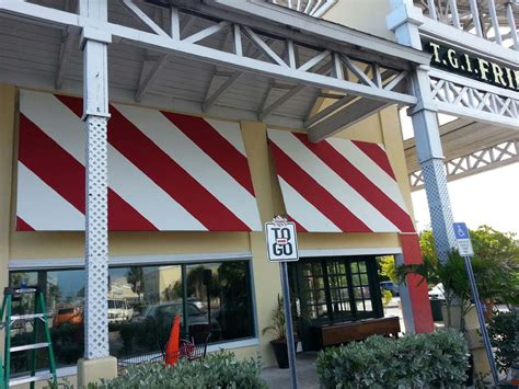 Awnings Miami Fl by Miami Fl Commercial Awning Service Custom Awning Shade