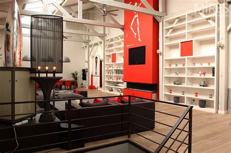 paris loft loft design