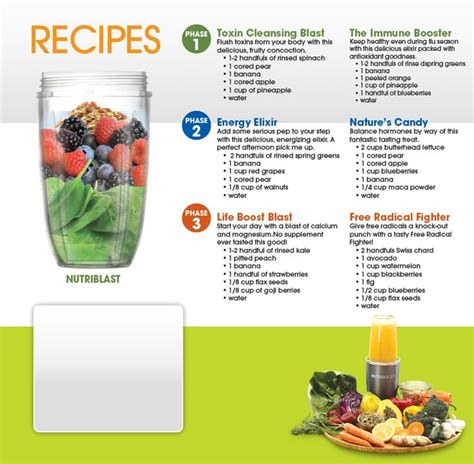 Juicer 5 In 1 nutribullet plus user guide recipe book quot foods