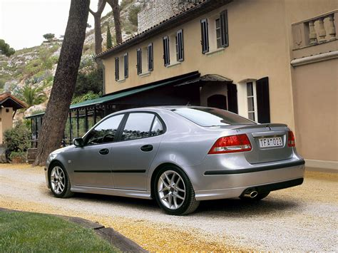 saab 9 3 sport sedan aero specs 2003 2004 2005 2006