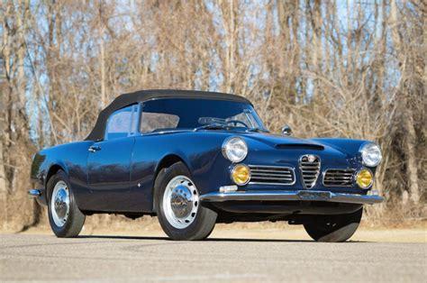 Alfa Romeo 2600 Spider by Coachbuild Alfa Romeo 2600 Spider Touring 1963