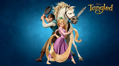wallpaper disney tangled disney tangled images the gang hd wallpaper and background