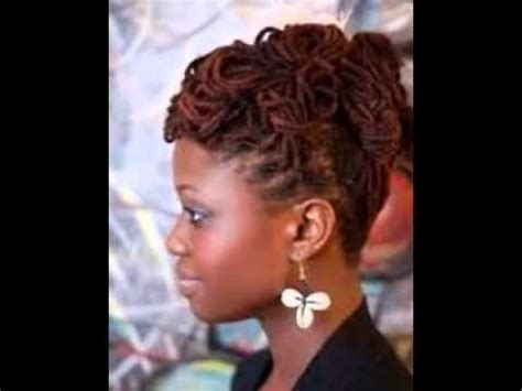 hairstyles for dreadlocks youtube dreadlock styles for long hair youtube