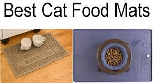 best cat food mats family finds