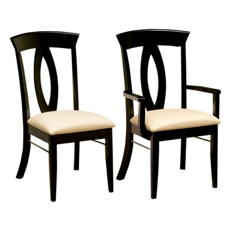 Dining Chairs Made In Usa Amish Solid Wood Heirloom Furniture Made In Usa Branson Side Chair American Eco Furniture
