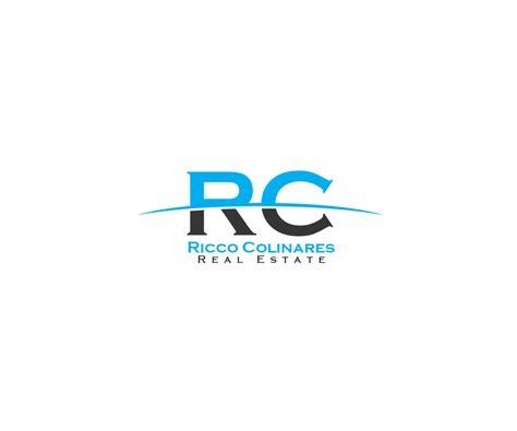 designcrowd branding serious modern logo design for ricco colinares by askleo