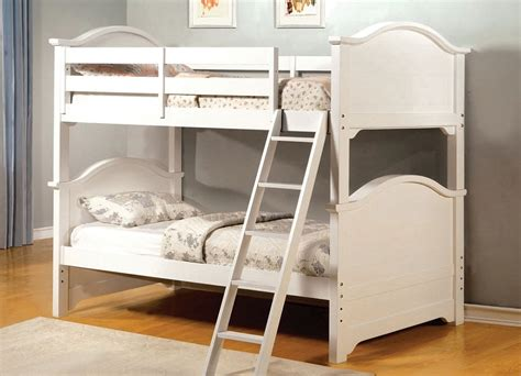 solid wood bunk beds twin over twin twin over twin cape cod white solid wood bunk bed