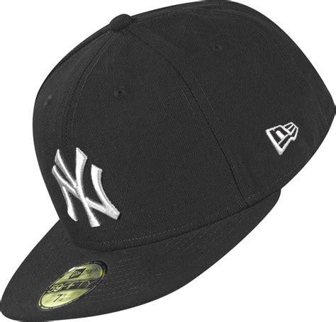 era net new era 5950 fashion ny yankees cap black white