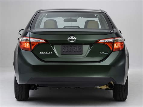 Toyota Corolla 2014 Price In Toyota Corolla 2014 Car Pictures 06 Of 56 Diesel