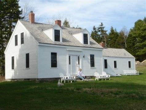 Cape Cod Dormer Cape Cod Dormers Punctuate The Steep Rooflines Of