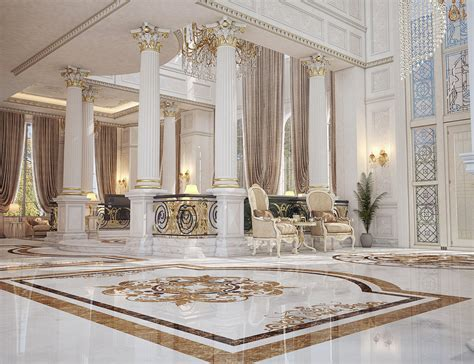 main entrance hall design main entrance hall design for a private villa at doha on