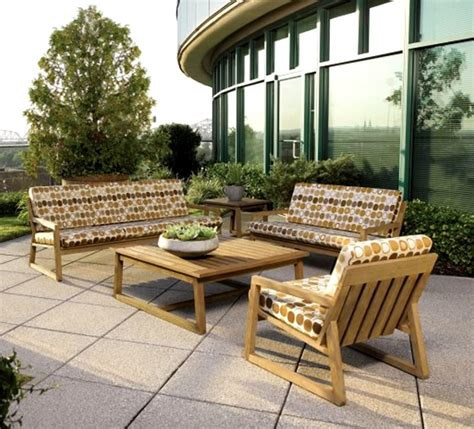 rustic patio furniture sets furniture great ideas for creating a unique outdoor