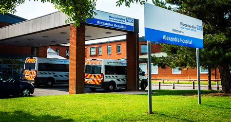 Inpatient Detox Nhs by Alexandra Hospital Redditch Nhs Worcestershire Acute