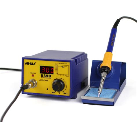Air Gun And Soldering Iron Yihua 995d 2in1 soldering iron station images