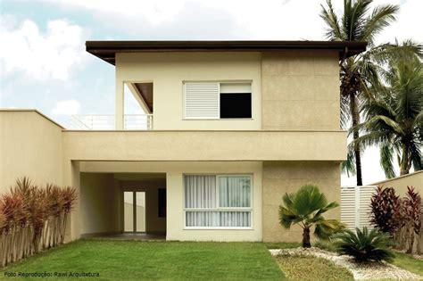 casa a fachada de casas simples e modernas 100 fotos para tirar