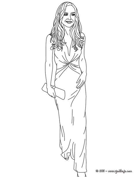 imagenes de vestidos de novia para colorear dibujo kate william pintar 9 ebt wz9 jpg 820 215 1060