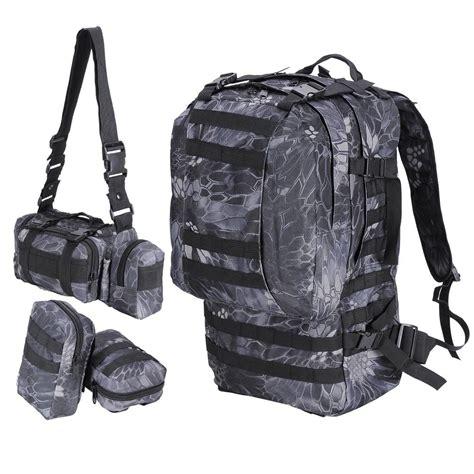 tactical bags uk 55l tactical backpack rucksack cing hiking