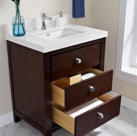 fairmont designs badezimmer vanity uptown 30 quot vanity espresso fairmont designs fairmont