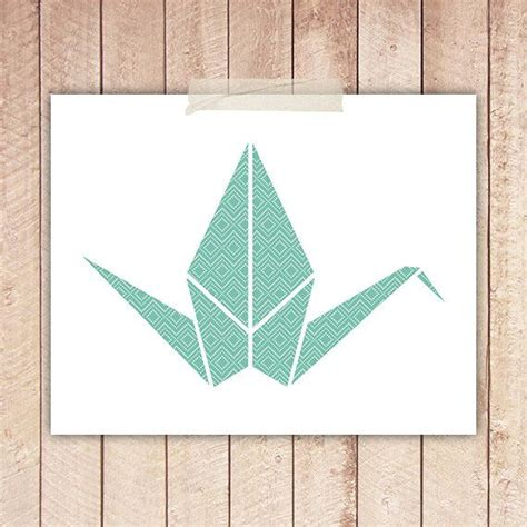 Printable Origami Crane - 81 best images about patterns uses on origami