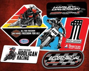Racing Sticker Pack by Free Harley Davidson Racing Stickers Pack Free Stuff 2 0