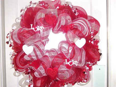 valentines wreaths wreaths with valentines day wreath