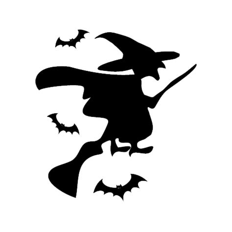 witch silhouette template witches witches and silhouette on